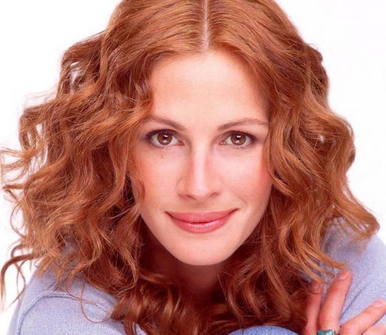 Русская рыжая актриса 11 фотография